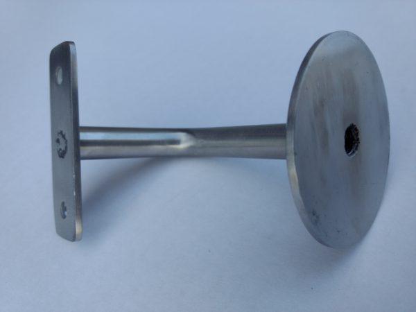 Leuninghouder type 130 - RVS A2 - achteraanzicht