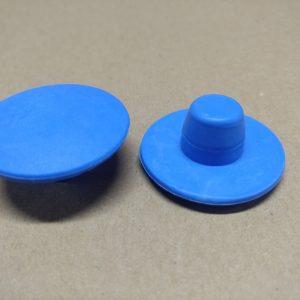 Trapdop blauw
