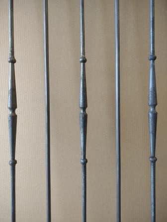 Spijl ruwe uitvoering T041 in combi met 01.P